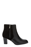 RUNDLE SUEDE SIDE ZIP BOOT