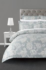 ELYSIAN Kent Jacquard Quilt Cover Set King Bed