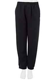 BRONSON Striped Cuff Zip Trackpant