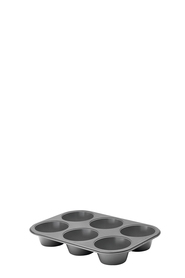 PYREX PLATINUM 6 CUP TEXAS MUFFIN TRAY