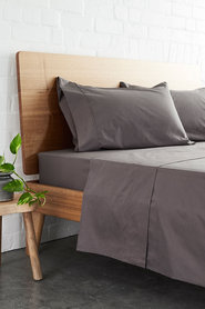JAMIE DURIE 225 Thread Count Bamboo/Cotton Sheet Set QB