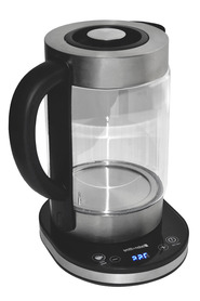 SMITH & NOBEL Digital Glass Kettle