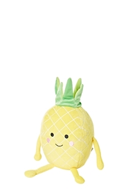 HICCUPS Happy Pineapple Kids Novelty Cushion