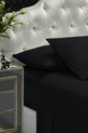 REFERENCE 1200 Thread Count Damask Stripe Polyester/Cotton Sheet Set QB