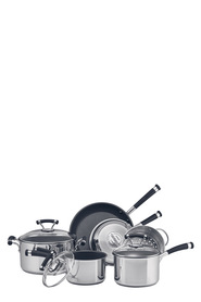 CIRCULON Contempo 6pc Stainless Steel Cookset