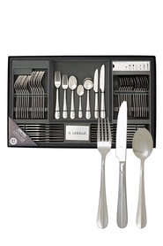 TABLEKRAFT 56PC EMPIRE CUTLERY SET 18/10