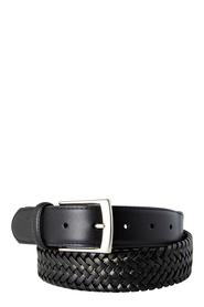 WEST CAPE CLASSIC Plaited Belt Bonded Leather 35mm