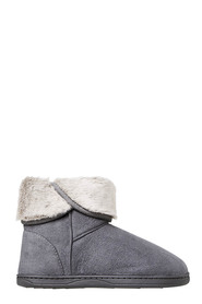 GROSBY Invisible Malina Foldover Slipper Boot