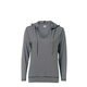 LMA ACTIVE Long Sleeve Stripe Lightweight Hoody