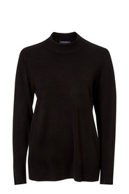 SAVANNAH Soft Touch Turtle Neck Jumper