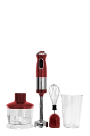 SMITH & NOBEL Hand Blender Red