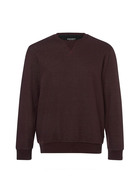 BRONSON Textured Crew Neck Fleece