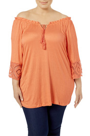 TANIA KAY LACE LOVER TOP 07TBKT012
