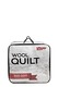 KILLARNEY 500GSM Winter Weight Wool Quilt Double Bed