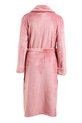 SASH & ROSE SHIMMER FLEECE GO, BLUSH, XS