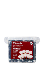 MIRABELLA 250 Ball Warm White LED Fairylight
