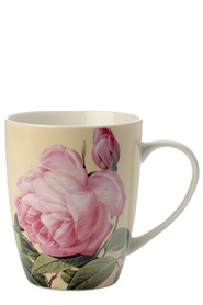 CD ROSABELLA MUG 340ML YELLOW