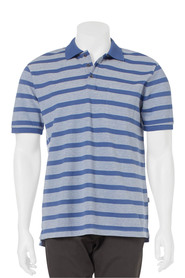 WEST CAPE CLASSIC Tonal Pique Stripe Polo