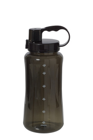 S+N TRITAN HYDRATION BOTTLE 2L BLACK