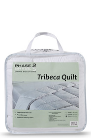 PHASE 2 TRIBECA EMBOSSED QUILT SB