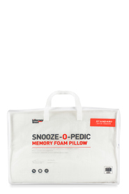 KILLARNEY Snooze-O-Pedic Memory Foam Pillow Standard
