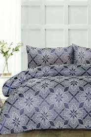 ACCESSORIZE Finesse Jacquard Quilt Cover Set King Bed