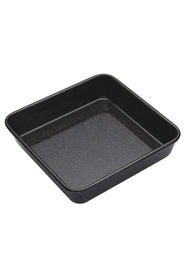 SMITH & NOBEL  Professional Enamel Sqr Pan 23X23Cm