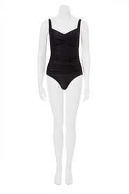 KHOKO COLLECTION  Textured One Piece With Shaping