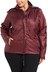 HUSKI Mist Spray Jacket Plus Size