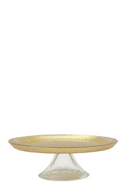 MAXWELL & WILLIAMS Stellar Gold Cake Stand 21cm