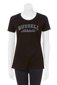RUSSELL ATHLETIC WOMENS CORE T-SHIRT