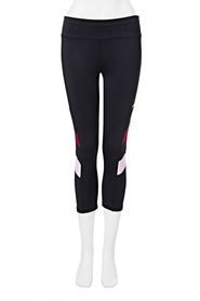FILA WOMENS TIFFINY HALL EDGE TIGHT