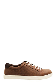 HUSH PUPPIES URGENT LEATHER LACE UP