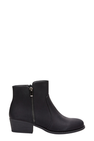 KHOKO Opel side gusset ankle boot