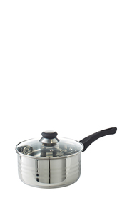 SMITH & NOBEL Traditions Stainless Steel Saucepan 20cm