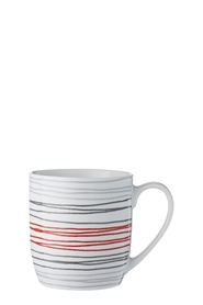 SOREN 4PC WAVES MUG SET