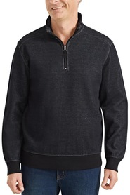 BACK BAY Classic French Rib Sweatshirt