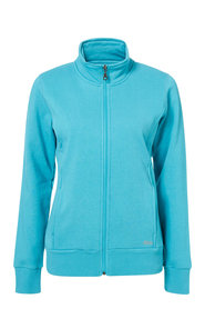 SFIDA ZIP THRU BRUSHED FLEECE JACKET