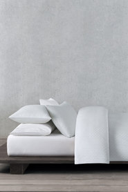 SIMPLY VERA VERA WANG Willow Textured Cotton Quilt Cover Set QB