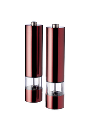 SMITH & NOBEL  Electric Mill Set Red