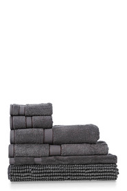 URBANE HOME Plush Bath Sheet