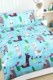 HAPPY KIDS Lulu Glow in the Dark Quilt Cover Set DB