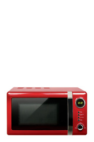 SMITH & NOBEL Microwave 20L Retro Red