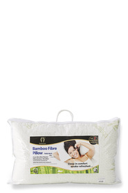 RAMESSES Bamboo Fibre Pillow and Pillow Protectors 2pk