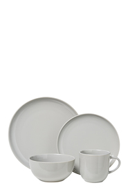 SHAYNNA BLAZE Beachport Dinner Set Stone 16pc
