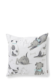 MOZI Mutts Cotton Canvas 50x50cm Cushion