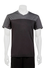 REEBOK Mens Benoit Short Sleeve Top