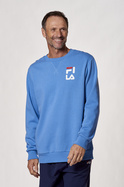 DAWSON BRUSHED FLEECE CREW