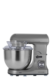 SMITH & NOBEL 1000W Planetary Stand Mixer Silver