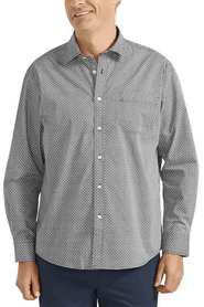 BACK BAY Monotone Print Soft Touch Shirt